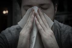 fazzoletto congestione nasale
