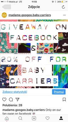 https://m.facebook.com/madamegoogoobabycarriers/photos/a.194045350646991.66547.145687608816099/1524470540937792/?type=3 DON't be late 💪
