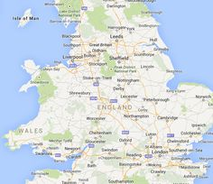 uk canals and rivers