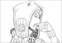 Dramatical Murder on We Heart It - http://weheartit.com/entry/114217258