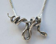 Marty Magic Store - Vine Snake Pendant, $60.00 (http://www.martymagic.com/products/Vine-Snake-Pendant.html)
