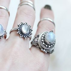 gorgeous rings...