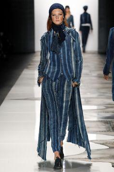 Greg Lauren Spring 2016 Ready-to-Wear Collection Photos - Vogue