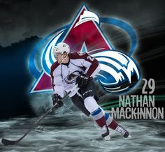 Colorado Avalanche Wallpaper Backgrounds | Colorado Avalanche - Mackinnon by Avalanche-Fan-Art on DeviantArt