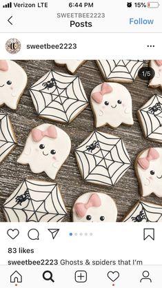 Halloween Cookies, Baby Birthday, Royal Icing