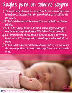 Reglas para un colecho seguro. www.facebook.com/fularesPopalula