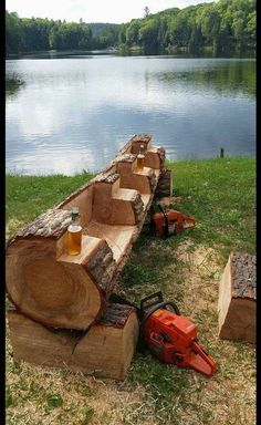 Outdoor Kitchens 687150855628900073 - Rustic Logs, So . - Outdoor Kitchens 687150855628900073 – Rustic Logs, Source by natfurno - Backyard Projects, Outdoor Projects, Garden Projects, Wood Projects, Outdoor Crafts, Fire Pit Backyard, Garden Furniture, Rustic Log Furniture, Luxury Furniture