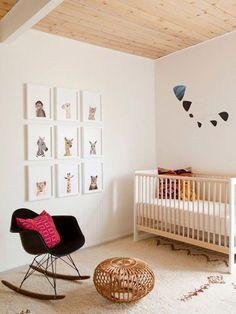 Moderne babykamer | Wooninspiratie