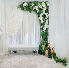 Rustic wedding smart tip 5219646299 - Whip smart chic wedding tips. Green Wedding Decorations, Engagement Decorations, Backdrop Decorations, Wedding Set Up, Wedding Events, Chic Wedding, Wedding Tips, Rustic Wedding, Weddings