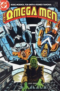 """The Omega Men (1983) - #20 """"A Dead Psions"""""""