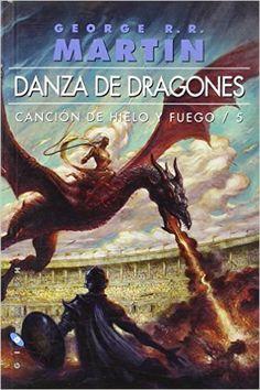 Descargar Danza de dragones de George R. R. Martin PDF, Kindle, eBook, Danza de dragones PDF Gratis