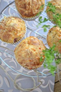Polish Recipes, Polish Food, Savoury Baking, Romanian Food, Breakfast Muffins, Food Photo, I Foods, Food To Make, Lunch Box