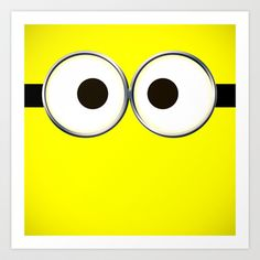 minion Art Print by Cbrocoff - $16.00