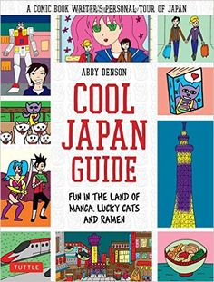 Amazon.co.jp: Cool Japan guide―fun in the land of manga,: アビー・デンソン: 洋書
