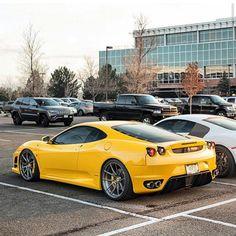 Ferrari Friday goes to @ronnierenaldi F430 on @adv1 wheels @turbopep @turbo_cris #Ferrari #F430 #ferrari430 #ferrarifriday #adv1wheels #adv1newstores #ferrariusa #prancinghorse #oficialferrari #caroftheday #blacklist #thegoodlifeinc #gtspirit...