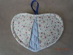 Free Embroidery Designs, Cute Embroidery Designs ith heart potholder