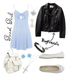 """""""Every Good Girl Needs a Bad Boy"""" by mariahm0803 on Polyvore featuring Miss Selfridge, DIENNEG, Grafea, Swarovski, Kevin Jewelers, Bernard James, Forever 21, women's clothing, women and female"""