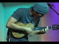 Jake Shimabukuro Plays George Harrisons While My Guitar Gently Weeps.