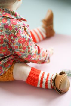 Wool & Moccs Tao by Granny with Hippieya Paris