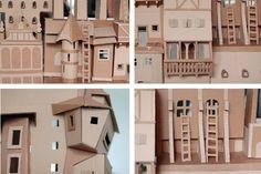 Cardboard Castle details