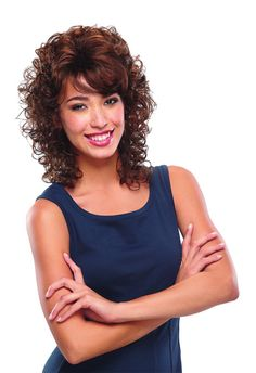 Jetabout - Classic Wig - Tight, voluminous curls fall past the shoulders from this beautiful, medium length wig! WigStudio1.com