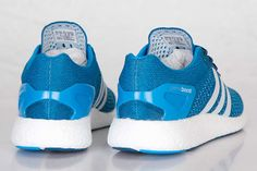 ADIDAS PRIMEKNIT PURE BOOST (SOLAR BLUE) | Sneaker Freaker