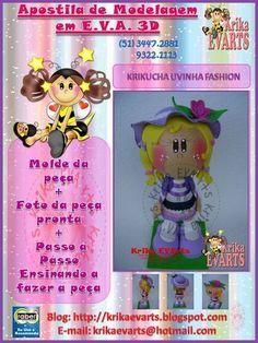 BOM GENTE MAS UM PASSO A PASSO ACHADO NA NET!esse molde foi achado no blog (fernandaarteeva.blogspot.com.br) PASSO A PASSO AQUI!!...