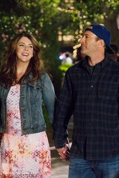 The Magical Way Luke and Lorelai's Love Story Ends in Gilmore Girls: A Year in the Life