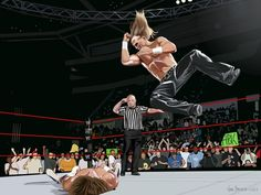 The One And Only Shawn Michaels!