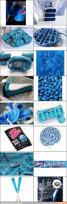 Blue!!