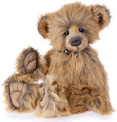 Charlie Bears William V   Aged 17 when bought him
