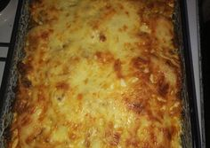 Lasagna, Bacon, Food And Drink, Ethnic Recipes, Hungarian Recipes, Pork Belly, Lasagne