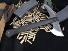 Bradshaw Blades Specialized Cutlery and Defensive Tools