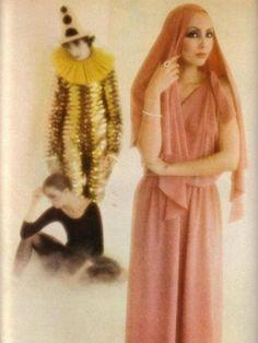 David Bailey for Vogue UK, December 1975