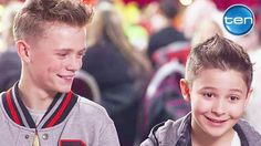 Bars  Melody get a Golden Buzzer for a beautiful song written from personal experience of bullying. Incredible.