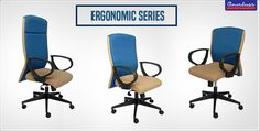 Are your employees not productive enough? Here's an Ergonomic solution. #ErgonomicChairs