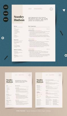 Simple Resume Template, Modern Resume Template, Creative Resume Templates, Creative Cv, Microsoft Word, Resume Designer, Designer Fonts, Best Cv, Cv Simple