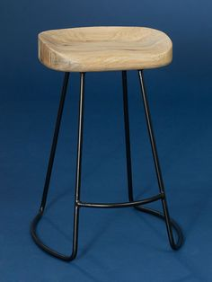 Bar Stool from wisteria