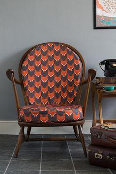 Foxtooth Fabric on Behance
