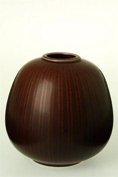 Vase, Nils Thorsson, Aluminia