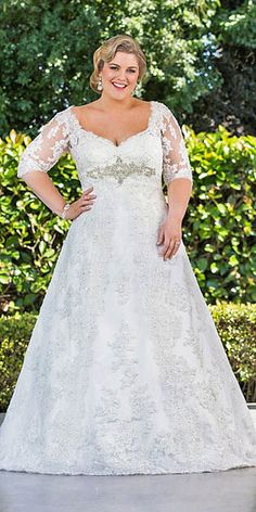 Veil With Simple Dress