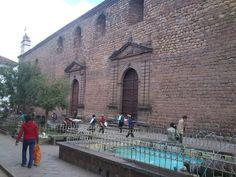 Centro Histórico Cusco, Perú