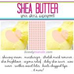3 DIY Melt and Pour Soap Recipes with Shea Butter for Soft, Smooth & Supple Skin - beautymunsta - free natural beauty hacks & more! Shea Butter Face, Shea Butter Soap, Body Butter, Homemade Soap Recipes, Coconut Oil For Skin, Natural Beauty Tips, Oils For Skin, Skin Brightening, Soap Making