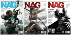 ENTER TO WIN A NAG ONE YEAR SUBSCRIPTION