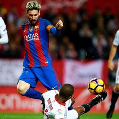 Barcelona fail in second appeal against Lionel Messi yellow card vs. Sevilla