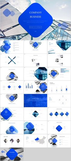 Blue Company Business PowerPoint template #powerpoint #templates #presentation #animation #backgrounds #pptwork.com#annual#report #business #company #design #creative #slide #infographic #chart #themes #ppt #pptx#slideshow#keynote
