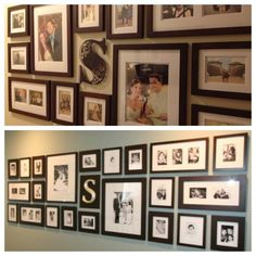 Photo Wall Template One Of The Best I Ve Seen For The
