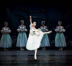 """Compañía Nacional de Danza de México                    National Dance Company of Mexico Mayuko Nihei """"Giselle"""""""