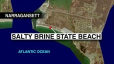 Woman injured in possible explosion on Rhode Island beach | Fox News Video