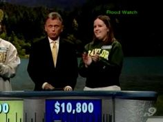 Baylor student wins big on Wheel of Fortune! (click to watch highlights)
